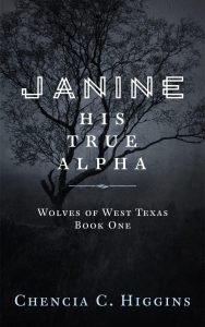 Wolves of West Texas - High Resolution - Book 1